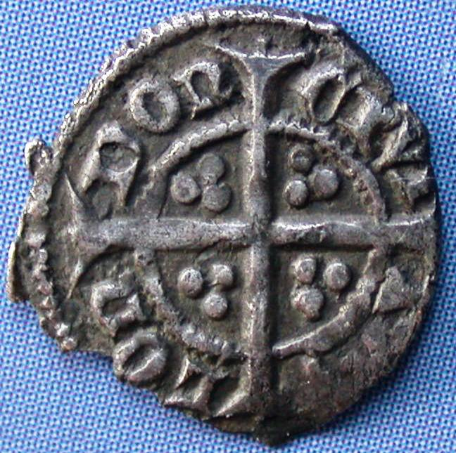 Richard II Farthing - 1a with